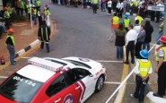 ER24�s Training Academy providing coaching on evacuation drills for a Sandton based company