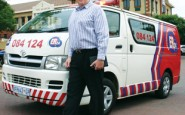 Boden, who has been CEO of ER24 since its inception in 2000, has had an upbringing steeped in emergency medical care.